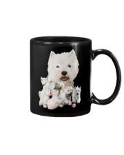 GAEA - West Highland White Terrier Running 1603 Mug thumbnail