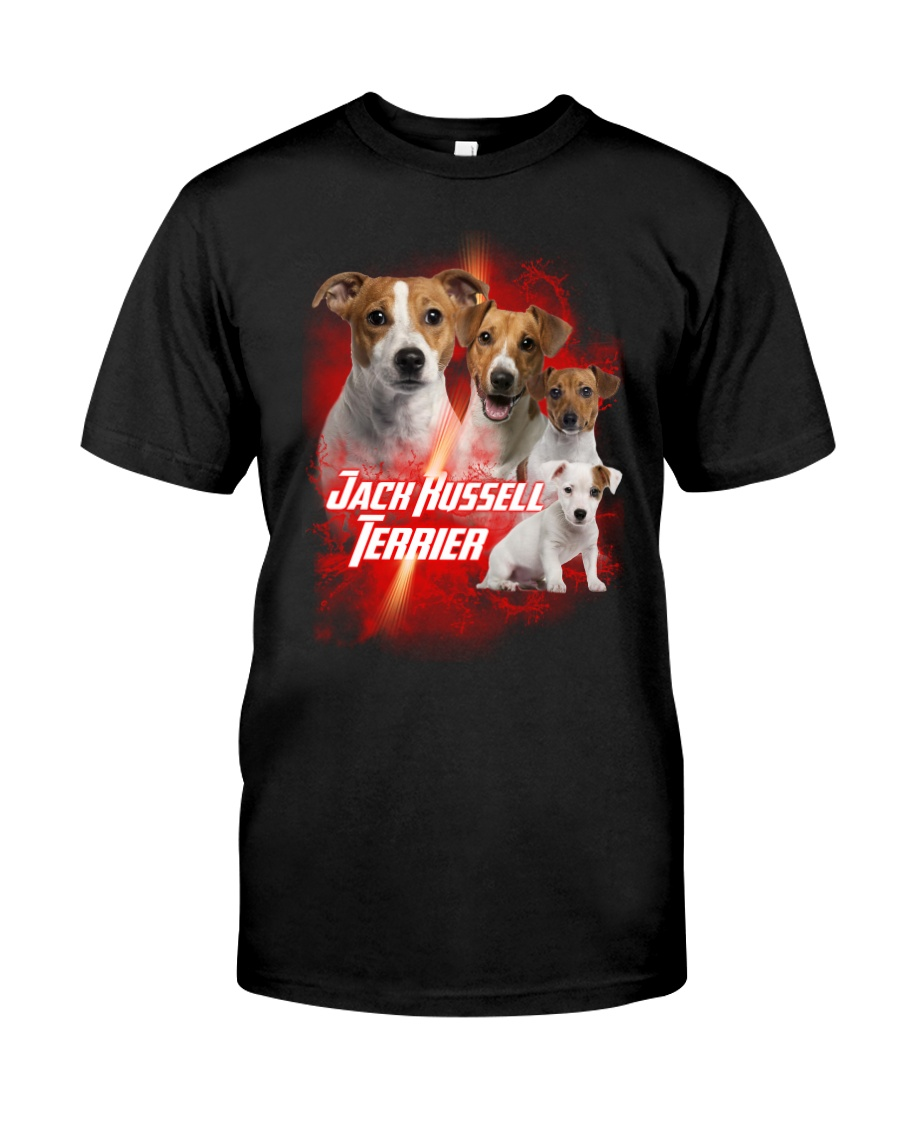 GAEA - Jack Russell Terrier Great 1104 Classic T-Shirt