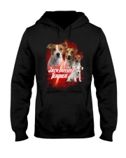 GAEA - Jack Russell Terrier Great 1104 Hooded Sweatshirt thumbnail