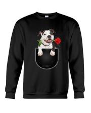 GAEA - American Pit Bull Terrier Rose 0404 Crewneck Sweatshirt thumbnail