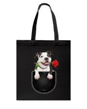GAEA - American Pit Bull Terrier Rose 0404 Tote Bag thumbnail