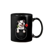 GAEA - American Pit Bull Terrier Rose 0404 Mug thumbnail