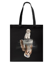 Shih Tzu In Dream Tote Bag thumbnail