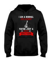 Lady Guitarist 2304 Hooded Sweatshirt thumbnail