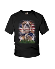 Bulldog Proud 0606 Youth T-Shirt thumbnail