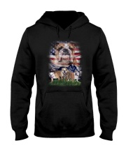 Bulldog Proud 0606 Hooded Sweatshirt thumbnail