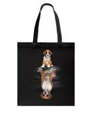 Boxer Dreaming Tote Bag tile