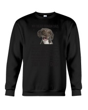 Spanish Water Dog Human Dad 0406 Crewneck Sweatshirt tile