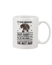Spanish Water Dog Human Dad 0406 Mug front