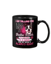 Boston Terrier Baby  Mug thumbnail