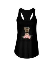 Yorkshire Terrier  Love Woman 2104 Ladies Flowy Tank thumbnail