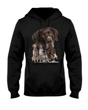 German Shorthaired Pointer Awesome Hooded Sweatshirt thumbnail
