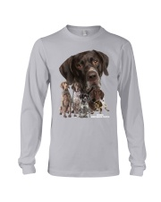 German Shorthaired Pointer Awesome Long Sleeve Tee thumbnail