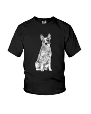 Australian Cattle Dog Bling - 1203 Youth T-Shirt thumbnail
