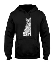 Australian Cattle Dog Bling - 1203 Hooded Sweatshirt thumbnail