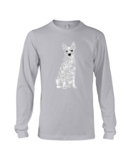 Australian Cattle Dog Bling - 1203 Long Sleeve Tee thumbnail
