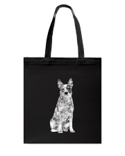 Australian Cattle Dog Bling - 1203 Tote Bag thumbnail