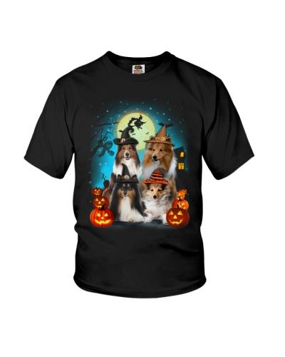 Gaea - Shetland Sheepdog Halloween - 1608 - 85