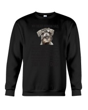 Bloodhound Human Dad 0206 Crewneck Sweatshirt thumbnail