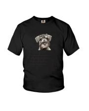 Bloodhound Human Dad 0206 Youth T-Shirt thumbnail