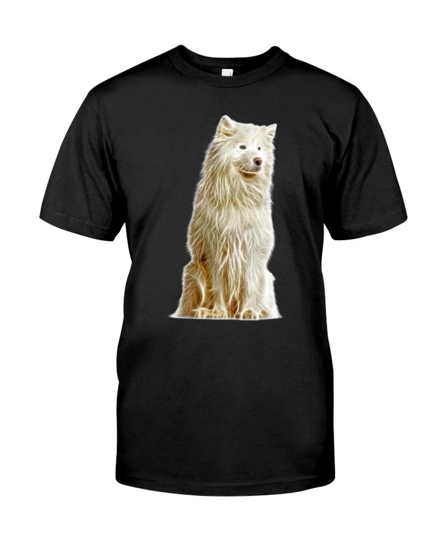 Samoyed Light Classic T-Shirt