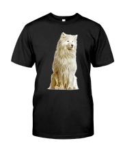 Samoyed Light Classic T-Shirt front