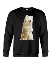 Samoyed Light Crewneck Sweatshirt thumbnail