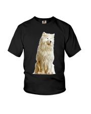 Samoyed Light Youth T-Shirt thumbnail