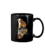 Bulldog Dreaming Mug thumbnail