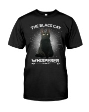 GAEA - Black Cat Whisperer - 1811 - 38 Classic T-Shirt thumbnail