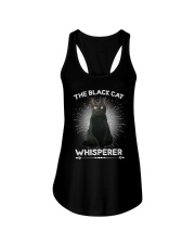 GAEA - Black Cat Whisperer - 1811 - 38 Ladies Flowy Tank thumbnail