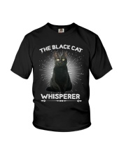 GAEA - Black Cat Whisperer - 1811 - 38 Youth T-Shirt thumbnail