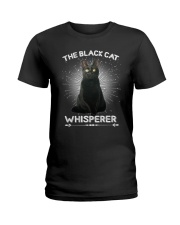 GAEA - Black Cat Whisperer - 1811 - 38 Ladies T-Shirt thumbnail
