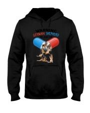 GAEA - German Shepherd Addictive 1804 Hooded Sweatshirt thumbnail