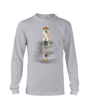 Akita Dreaming Long Sleeve Tee tile