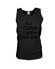 Coffee Kinda Mom 2304 Unisex Tank thumbnail