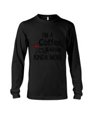 Coffee Kinda Mom 2304 Long Sleeve Tee thumbnail