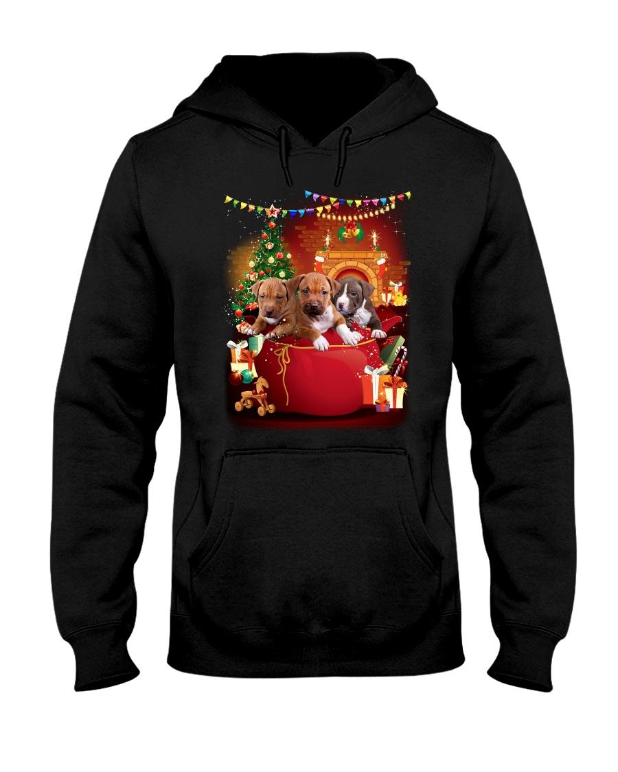 GAEA - American Pit Bull Terrier Bag - B15 Hooded Sweatshirt
