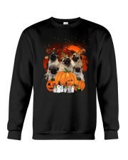 ZEUS - Pug Halloween New - -0709 - 03 Crewneck Sweatshirt thumbnail