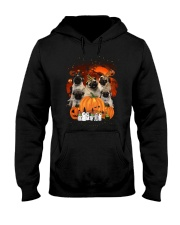 ZEUS - Pug Halloween New - -0709 - 03 Hooded Sweatshirt thumbnail