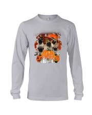 ZEUS - Pug Halloween New - -0709 - 03 Long Sleeve Tee thumbnail