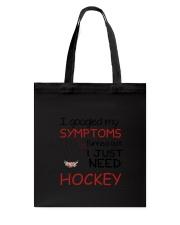 Hockey Need 2304 Tote Bag thumbnail