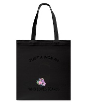 beard Love Woman 2104 Tote Bag thumbnail