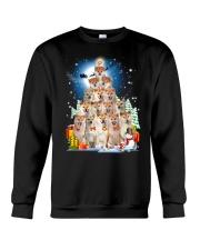 GAEA - Shiba Inu Pine - 1410 - 93 Crewneck Sweatshirt front