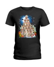 GAEA - Shiba Inu Pine - 1410 - 93 Ladies T-Shirt thumbnail