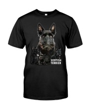 Scottish Terrier Awesome Mug Classic T-Shirt tile