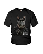 Scottish Terrier Awesome Mug Youth T-Shirt thumbnail