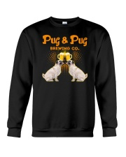 Pug Brewing 0706 Crewneck Sweatshirt thumbnail