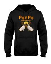 Pug Brewing 0706 Hooded Sweatshirt thumbnail