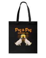 Pug Brewing 0706 Tote Bag thumbnail